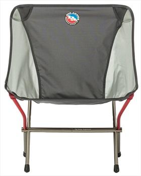 Big Agnes Mica Basin Camp Chair Lightweight Camping Chair Asphalt/Grey