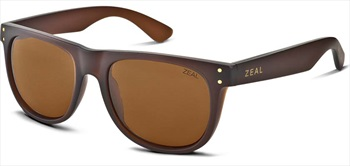 Zeal Ace Sunglasses Bombay Brown Copper