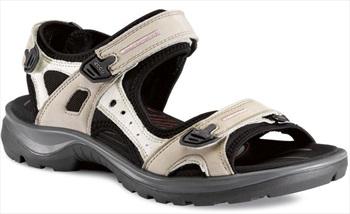 Ecco Offroad Women's Sandal, UK 3.5 Atmosphere/Ice W./Black