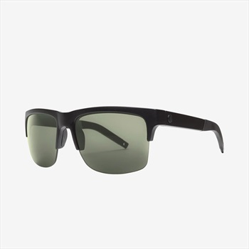 Electric Knoxville Pro Polarized Grey Sunglasses, Matte Black Frame