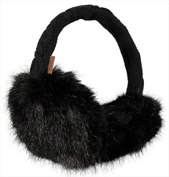 Barts Fur Ski/Snowboard Ear Muffs One Size Black