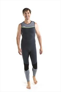 Jobe Toronto 2mm Long John Wetsuit, 3X Large Grey 2020