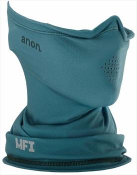Anon Light-Weight Neckwarmer MFI Facemask, Green