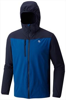 Mountain Hardwear Super Chockstone Hooded Jacket, S Nightfall Blue