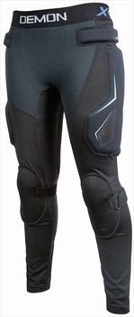 Demon X Connect D3O Women's Impact Pants, L Black