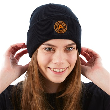Absolute Adult Unisex Snow Patch Logo Cuffed Beanie Hat