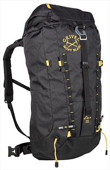 Grivel Zen 35 Backpack Moutaineering Rucksack, 35L Black