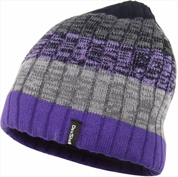 DexShell Gradient Waterproof Beanie, One Size, Purple