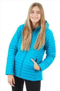 Berghaus Nula Micro Women's Insulated Puffy Jacket, M Turquoise