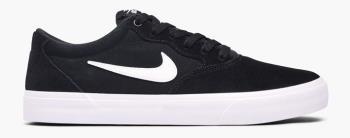 Nike SB Chron Solarsoft Men's Skate Shoes, UK 8 Black/White