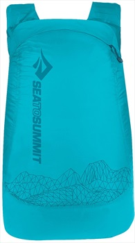 Sea to Summit Ultra-Sil Nano Daypack Ultralight Pocket Backpack, Teal