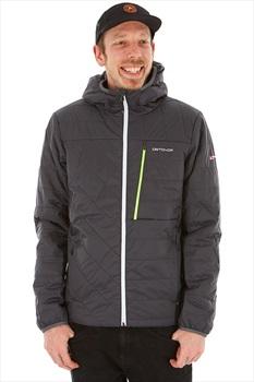 Ortovox (SW) Piz Bianco Technical Insulated Jacket, L Black Steel