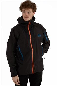 Picture Effect Snowboard/Ski Jacket, L Black