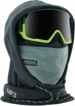 Anon XL Hooded Balaclava MFI Facemask, Grey Pop