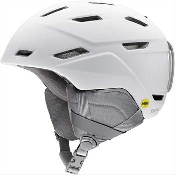 Smith Prospect Jr. MIPS Kid's Snowboard/Ski Helmet, S/M White 2020