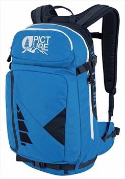 Picture Rescue Ski/Snowboard Backpack, 24L Picture Blue