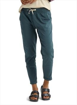 Burton Women's Joy Slim Straight Pant, L Dark Slate