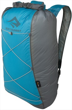 Sea to Summit Ultra-Sil Dry Daypack Ultralight Pocket Backpack 22L Sky
