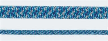 Edelrid Hawk Rock Climbing Rope, 10mm X 50m, Aqua Blue