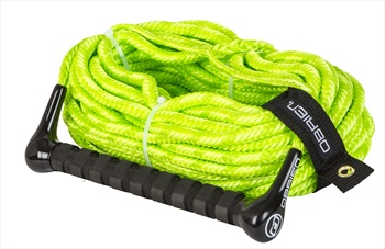 O'Brien Floating Waterski Handle Rope Combo, 1 Section Green 2019