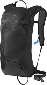 Camelbak Adult Unisex Powderhound 12 Ski/Snowboard Backpack, 12L Black