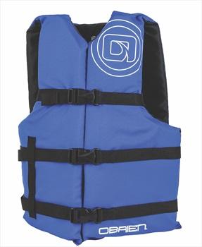 O'Brien Universal Buoyancy Aid Watersports Vest, One Size Blue