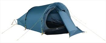 NOMAD® Chara 2 SLW Tent Lightweight Tunnel Tent, 2 Man Titanium Blue