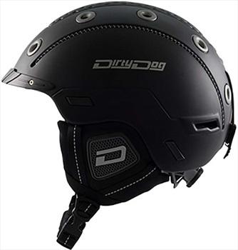 Dirty Dog Saturn Ski/Snowboard Helmet, L Matte-Black