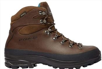 Scarpa Trek HV GTX Women's Hiking Boots, UK 7 1/4, EU 41 Brown/Blue