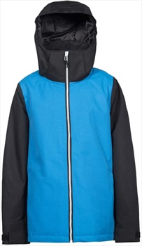 Wearcolour Mirror Youth Ski/Snowboard Jacket, 130cm SwedishBlue