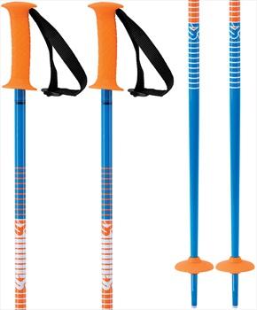 K2 Decoy Kid's Ski Poles, 90cm Orange