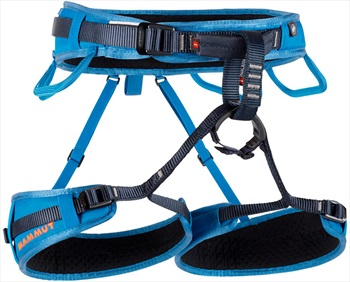 Mammut Ophir 3 Slide Men's Rock Climbing Harness, L Dark Gentain