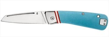 Gerber Straightlace Clip Folding Pocket Knife, Blue