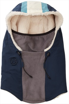 Burton Retro Outerwear Ski/Snowboard Hood, One Size Dress Blue