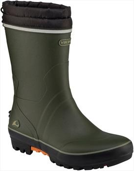 Viking Terrain II Wellington Boots Men's Wellies, UK 10.5 Green