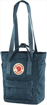 Fjallraven Kanken Totepack Shoulder Bag/Backpack, 14L Navy