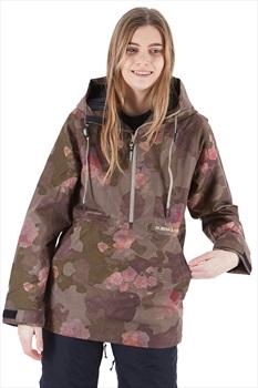 Armada Saint Pullover Women's Ski/Snowboard Jacket, M Rosewood