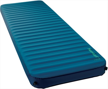 ThermaRest MondoKing 3D Deluxe Camping Mat, Large Marine Blue