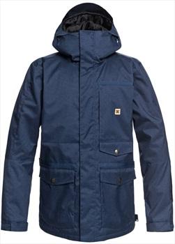 DC Servo Ski/Snowboard Jacket, M Insignia Blue