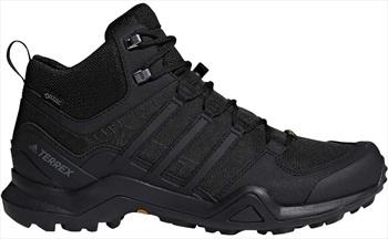 Adidas Terrex Mens Swift R2 Mid GTX, UK 7.5 Core Black