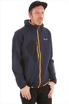 Salewa Pedroc Hybrid 4 Men's DST/PTX Softshell Jacket, M Premium Navy