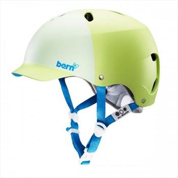 Bern LENOX Ladies H2O Watersports Helmet, L Lime Green