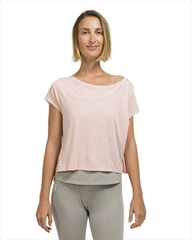 Oxbow Tipoli Women's Double Yoga T-shirt, Size 2 Nenuphar