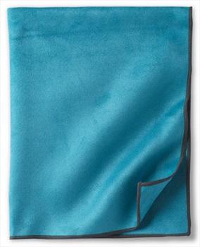 Prana Maha Yoga Hand Towel, One Size River Rock Blue