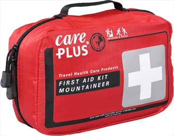 Care Plus Mountaineer First Aid Kit Outdoor Expedition Medical Kit