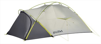 Salewa Litetrek II Tent Lightweight Backpacking Tent, 2 Man Grey