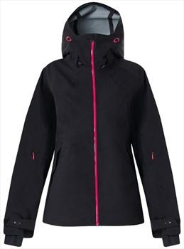Oakley Thunderbolt 2.0 Shell Women's Ski/Snowboard Jacket, M Blackout