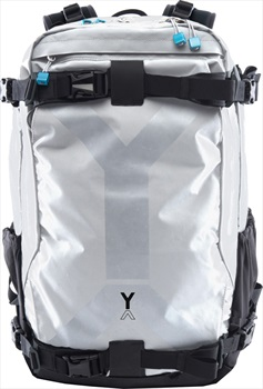 NYA-EVO Fjord 36 Snowboarding Adventure Photography Backpack, White