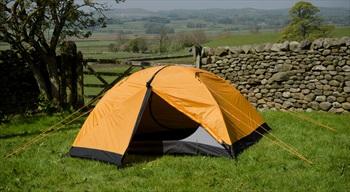 Snugpak Journey Trio Tent Camping & Backpacking Tent, 3 Man Sunburst