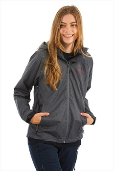 Kilpi Elisea Women's Waterproof Jacket - UK 12 | EU 40, Black